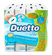 Papel Higiênico Duetto Neutro