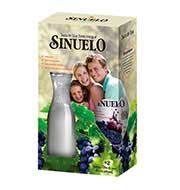 Suco Integral Sinuelo de Uva Natural Tinto 1 L  + Jarra (Kit)