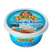 Creme De Ricota Tirolez Light 250g