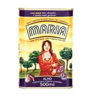 Azeite Composto Maria Alho 500ml Lata