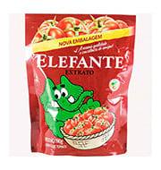 Extrato De Tomate Elefante 190g Sache