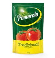 Molho De Tomate Pomarola Tradicional Sachê 34