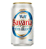 Cerveja Bavaria Sem álcool 350ml