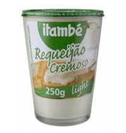 Requeijão Cremoso Itambé Light 250g