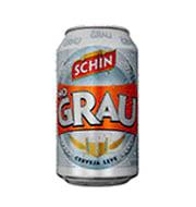 Cerveja Schin No Grau Pilsen 350ml Lata