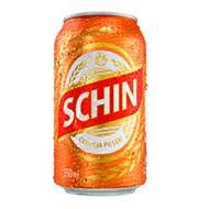 Cerveja Nova Schin Pilsen Lata 350ml