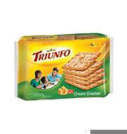 Biscoito Triunfo Cream Cracker 375g Pacote