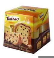 Panettone Triunfo Chocolate 400g