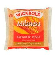 Farinha De Rosca Wickbold 500g Pacote