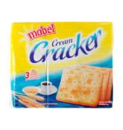 Biscoito Mabel Cream Cracker 400g Pacote