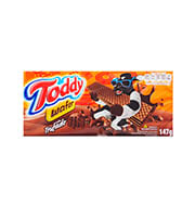 Biscoito Wafer Toddy Trufado 147g Pacote