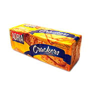 Biscoito Adria  Cream Cracker Original 200g P