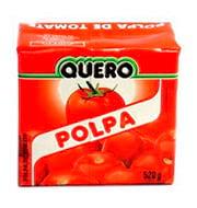 Polpa Tomate Quero 520g Caixinha