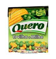 Ervilha Quero C/milho 200g Caixinha