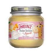 Papinha Heinz Frutas Sortudasc/iogurte 113g