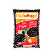 Feijao Broto Legal Preto 1kg Pacote