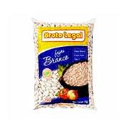 Feijão Branco Broto Legal Tipo1 1kg Pacote