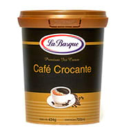 Sorvete La Basque Café Crocante