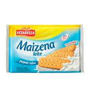 Biscoito Maizena Vitarella Leite 400g Pacote
