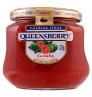 Geleia Queensberry Classic 320g Goiaba
