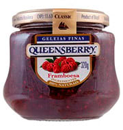 Geléia De Framboesa Diet Queensberry