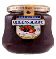 Geleia Queensberry Frutas Vermelhas