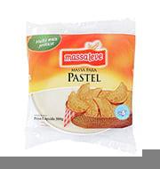 Massa P/pastel Massa Leve Cumbuca 500gpacote