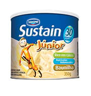 Sustain Junior Baunilha 350g Lata