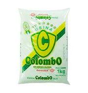 Açúcar Cristal Colombo Pacote 1kg