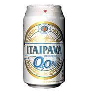 Cerveja Itaipava 0,0% álcool 350ml