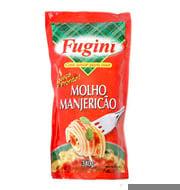 Molho de Tomate Fugini Manjericão Sachê 340 g