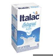 Leite Italac Integral 1l Caixa