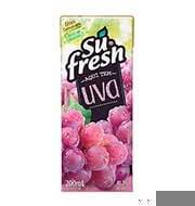 Suco Sufresh Nectar Uva 200ml