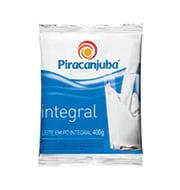 Leite em Pó Piracanjuba 400g Integral Pacote