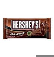 Barra De Chocolate Hersheys Meio Amargo 130g