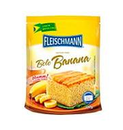 Mistura Bolo Banana Fleischamnn 450g