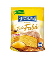 Mistura Bolo Fleischmann Fuba 450g