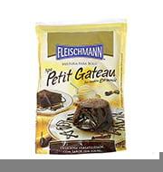 Mistura Bolo  Fleischmann Petit Gat 450g