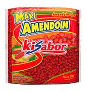 Amendoim Kisabor 500g