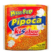 Milho De Pipoca Kisabor Milho De Pipoca Maxi