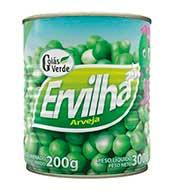 Ervilha Goiás Verde Lata 200g