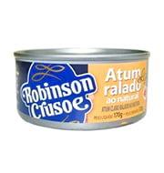 Atum Robinson Crusoe Ralado Natural 120g