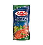 Molho Tomate Barilla Manjericao Sachet 340g