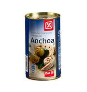 Azeitona Recheadas C/anchov Dia 350g