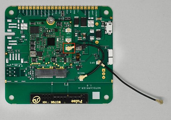 Image of MAIN u.FL cable