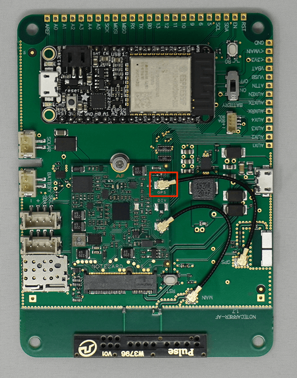 Image of GPS u.FL cable
