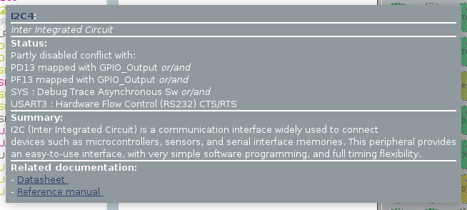 STM32 Discovery bad I2C4 defaults