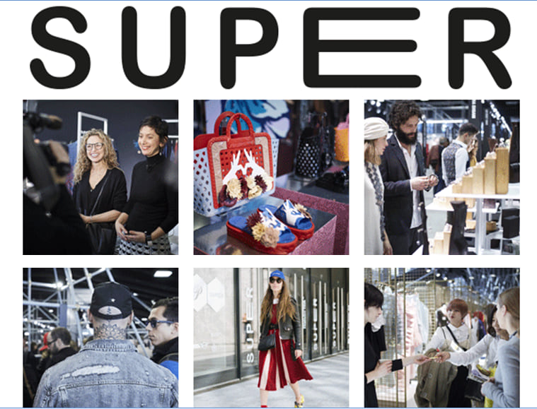 SUPER PITTI trade fair- Milan