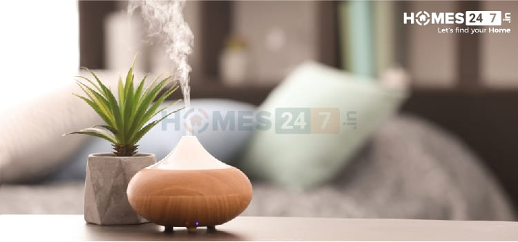 types of home fragrances