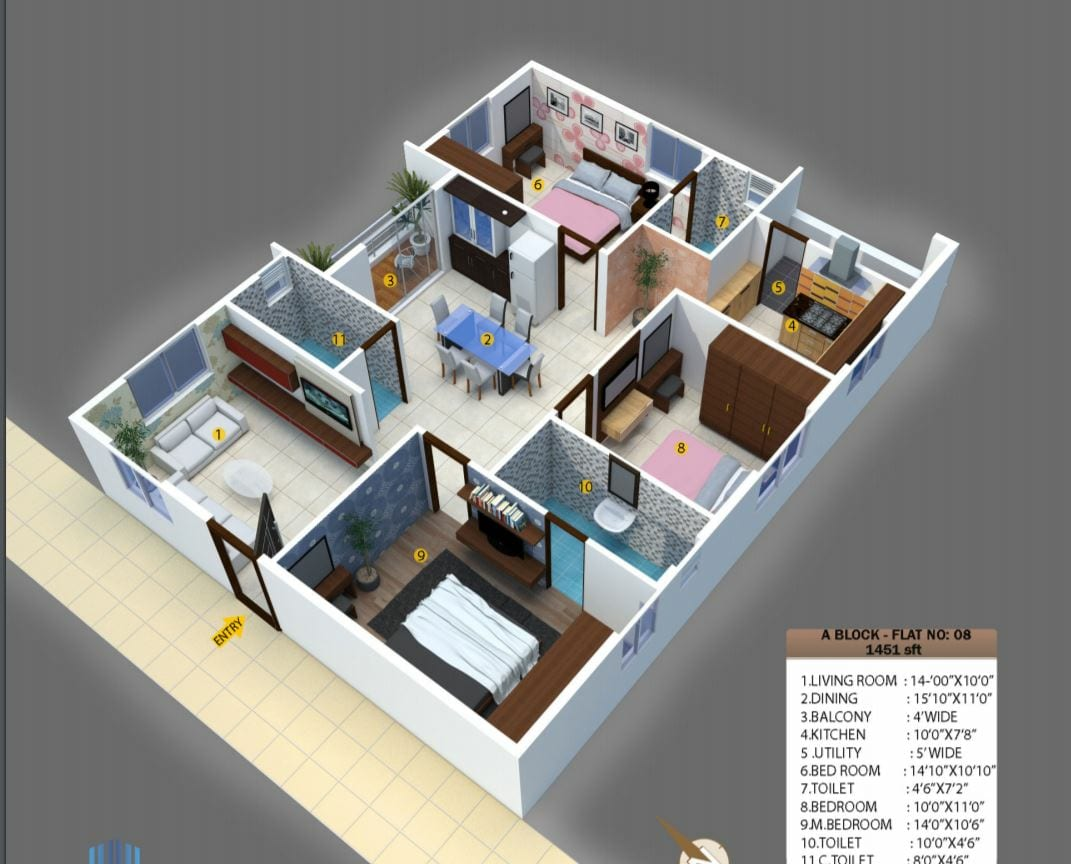 DSR-White-Waters-3bhk-1451